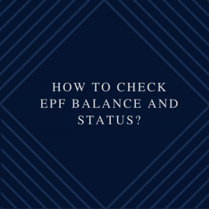 know your epf balance